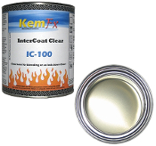 Intercoat Clear Basecoat Quart