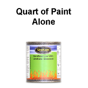 100 Series Solid Color Basecoat Quarts Low VOC - Quart Alone