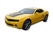 GM Chevy Camaro Code 34 Rally Sunburst Yellow Base Clear Car Kit