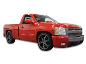 GM Chevrolet Code 74 Victory Red Base Clear Car Kit