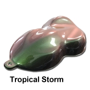 KF-04 KonFusion Tropical Storm Chameleon Paint Car Kit
