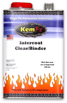 Intercoat Clear Basecoat Gallon