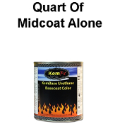 500 Series, Quart of Midcoat Alone