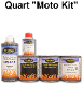 500 Series Tri Stage Pearl Motorcycle Paint Kits
