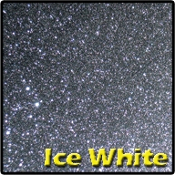 PrismFx Ice White Glass Pearl Powder
