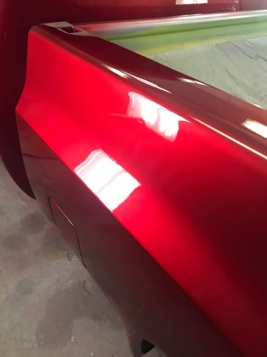 Apple Red Eyekandy Buy Custom Paint For Your Automobile Or