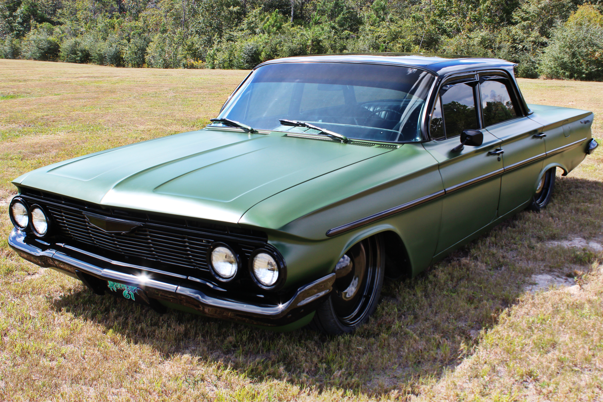Army Green Low Gloss Single Stage 1 5 Gallon Kit Custom Paint For Your Automobile Or Motorcycle At Prices