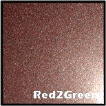ClassicFx Red2Green Pearl Powder